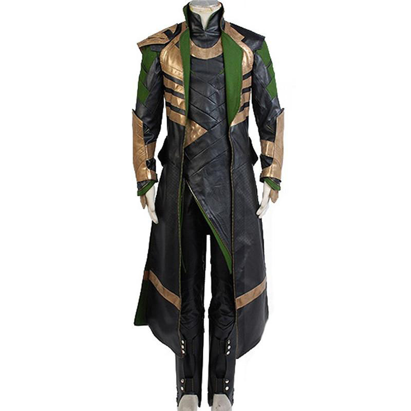Loki Cosplay Costumes