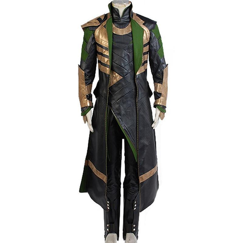 Loki Cosplay Costumes